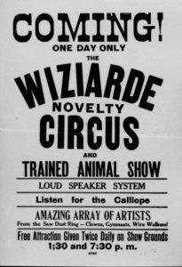 wiziarde-family-circus-poster